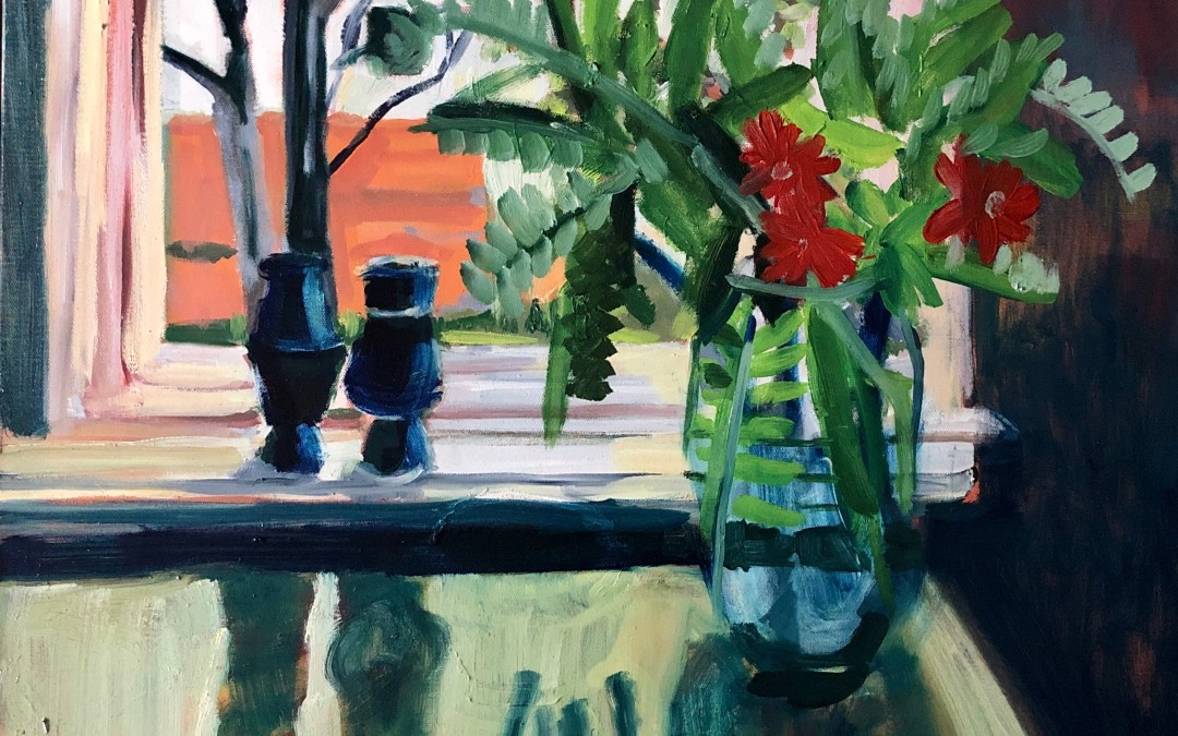 INSIDE OUTSIDE: Kate Nielsen, recent works ~ 25th July 2020
