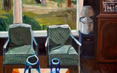 Kate Nielsen: Interior Views ~ 9th December 2020