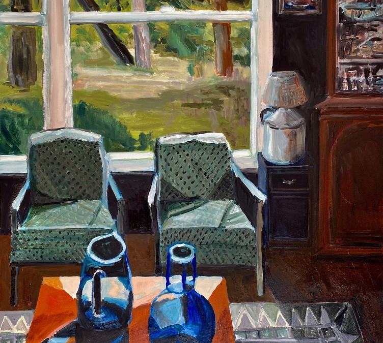 Kate Nielsen: From Home – Interior Views