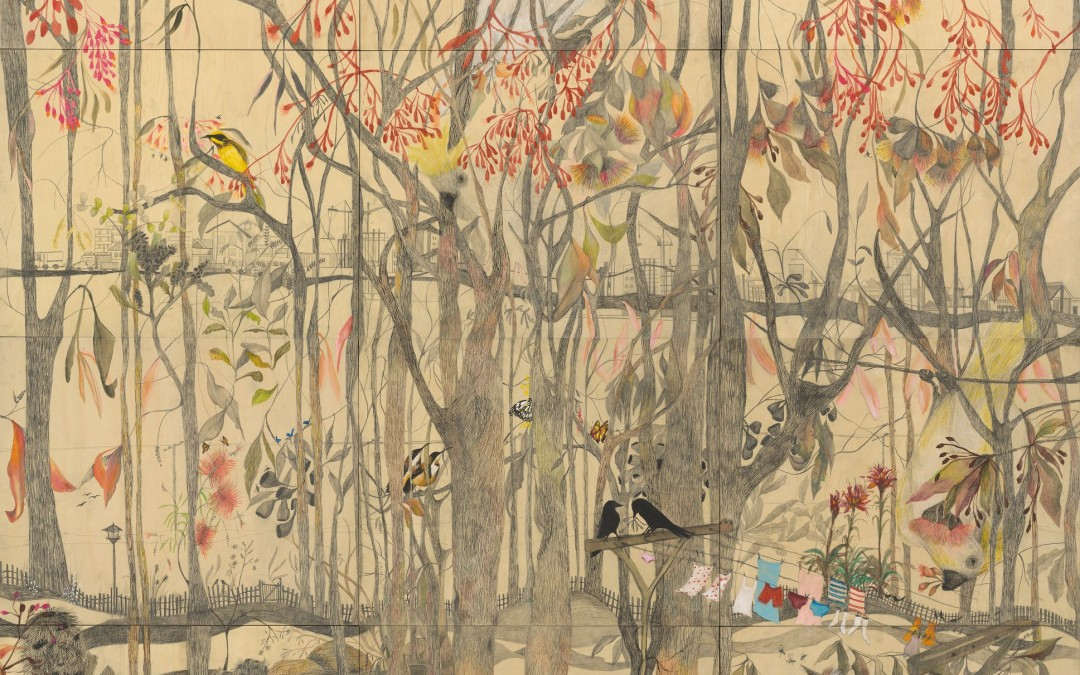 Archiving Nature: Julianne Ross Allcorn