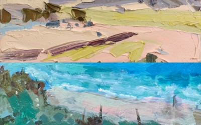 Recent Works: Lise Temple and Clare Purser ~ May 8 – May 30