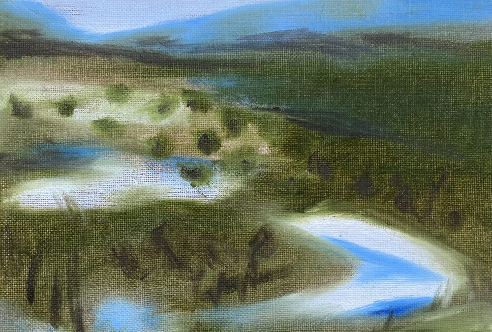 Magical Mystical: Landscapes by Joanna Cole