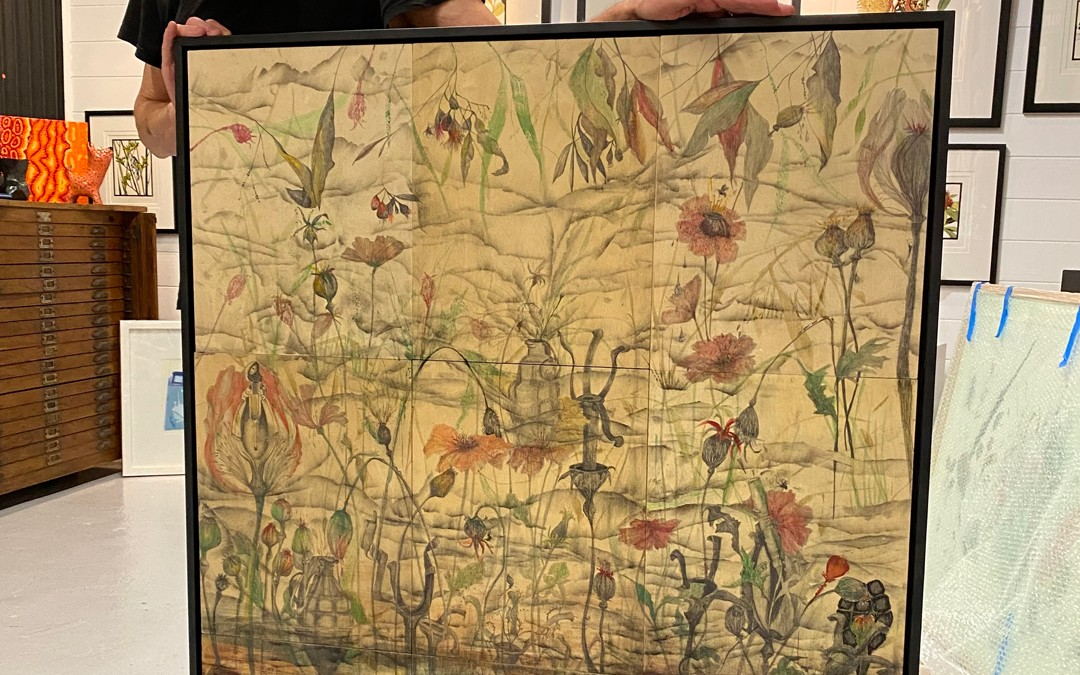 Archiving Nature: Julianne Ross Allcorn ~ March 6 – March 31