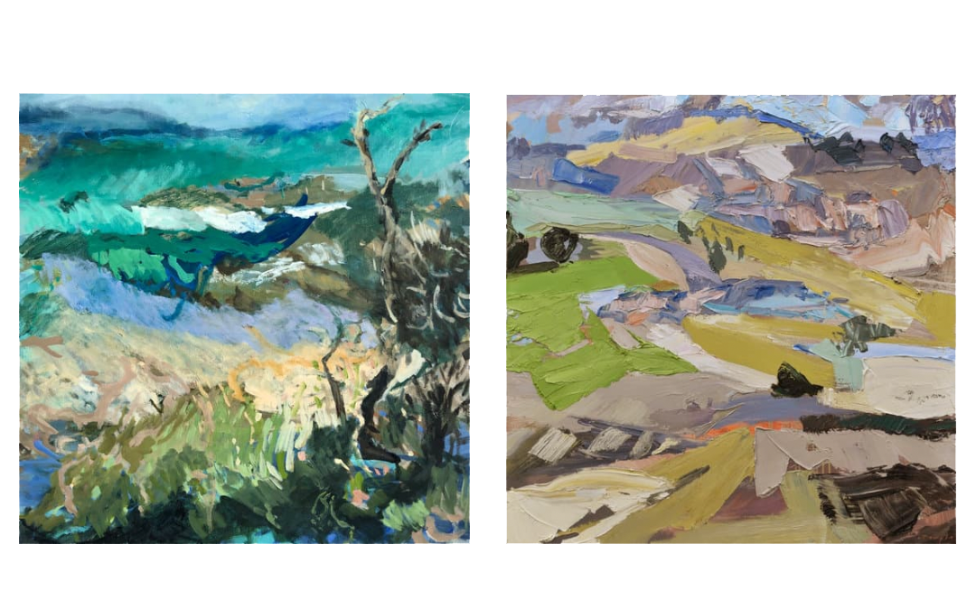 Abstracting the Landscape: Clare Purser, Lise Temple ~ May 8 – May 30