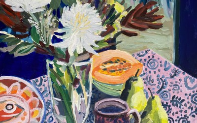Kate's Atelier: an interior world ~ 7th August – 29th August